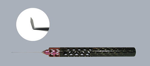 6-S™ Lewis 33ga Subretinal Perforator, 20ga, Carbon Fiber Handle