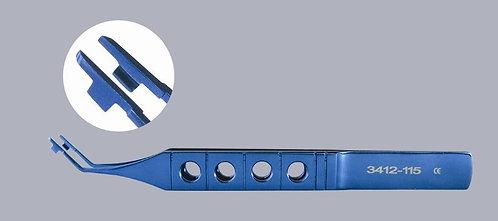 Seibel Lens Folding Forceps