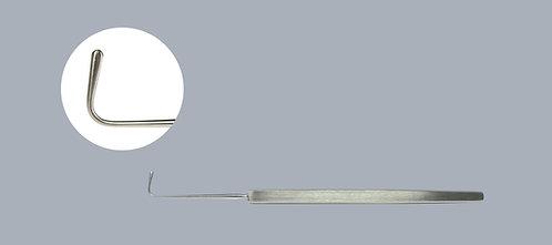 Stainless Steel Graefe Strabismus Hook