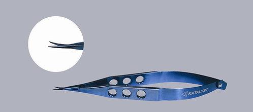 Mcpherson-Westcott Stitch Scissors, Flat 3-Hole Shaft