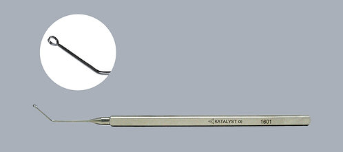 Capsule Polishing Curette, Anterior & Posterior