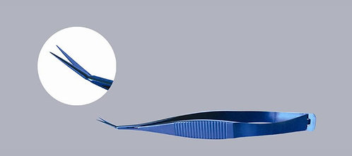 Vannas Angled Capsulotomy Scissors