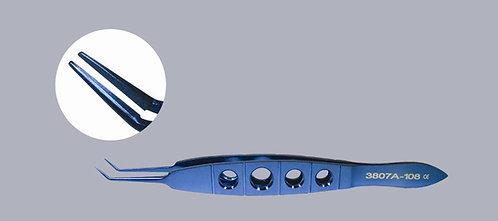Castroviejo Tying Forceps, 5.0mm Tying Platforms