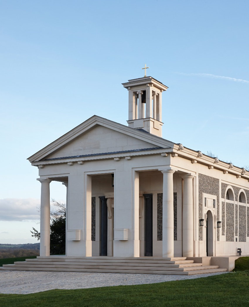 Culham Chapel side view