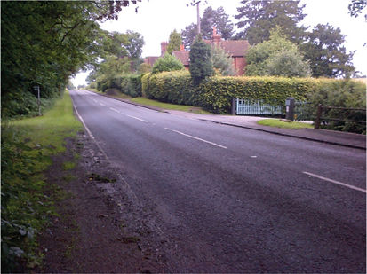 Directions of A4130 to Culham Chapel