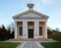 Front view of Culham Chapel