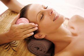 Die LavaShell Massage