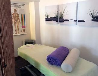 EMR-Krankenkassenanerkennung für die klassische Massage. Bitte informieren Sie sich vorgängig bei Ihrer Krankenkasse!