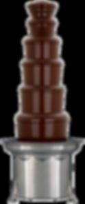 Шоколадный фонтан на свадьбу от IceCreamCart.png