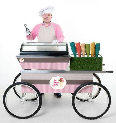 Мороженое на мероприятие заказать
