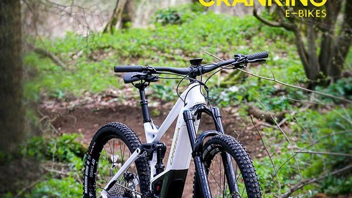 ORBEA Wild FS M10. Large