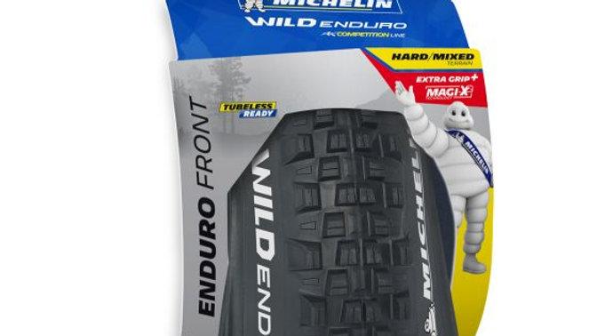 Michelin Wild Enduro Magi X Front
