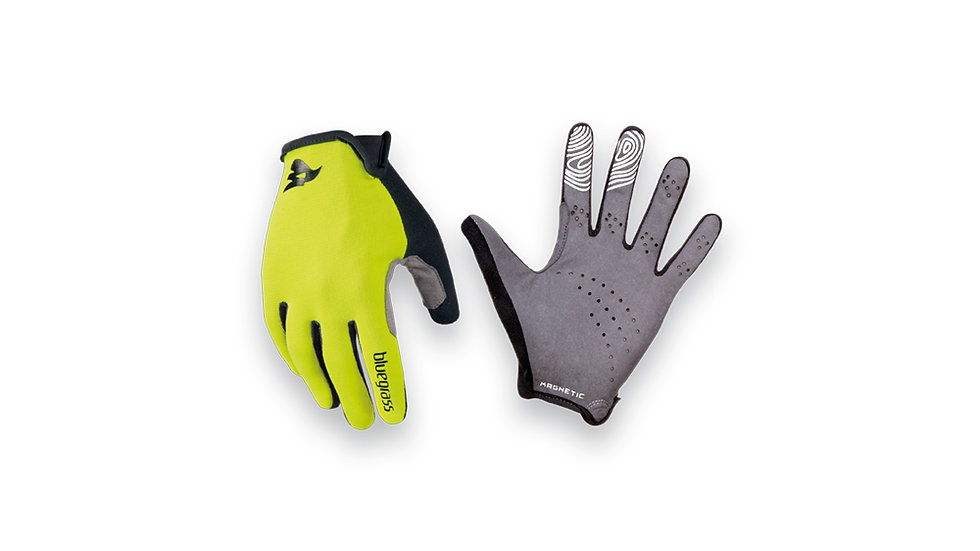 Bluegrass MAGNETE LITE GLOVE - YELLOW & WHITE