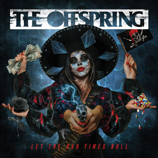 The Offspring Album Artwork 2021