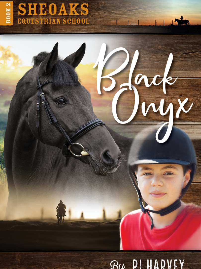 Black Onyx #2 Sheoaks Equestrian School