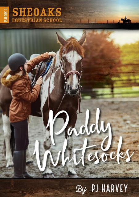 Paddy Whitesocks #1 Sheoaks Equestrian School