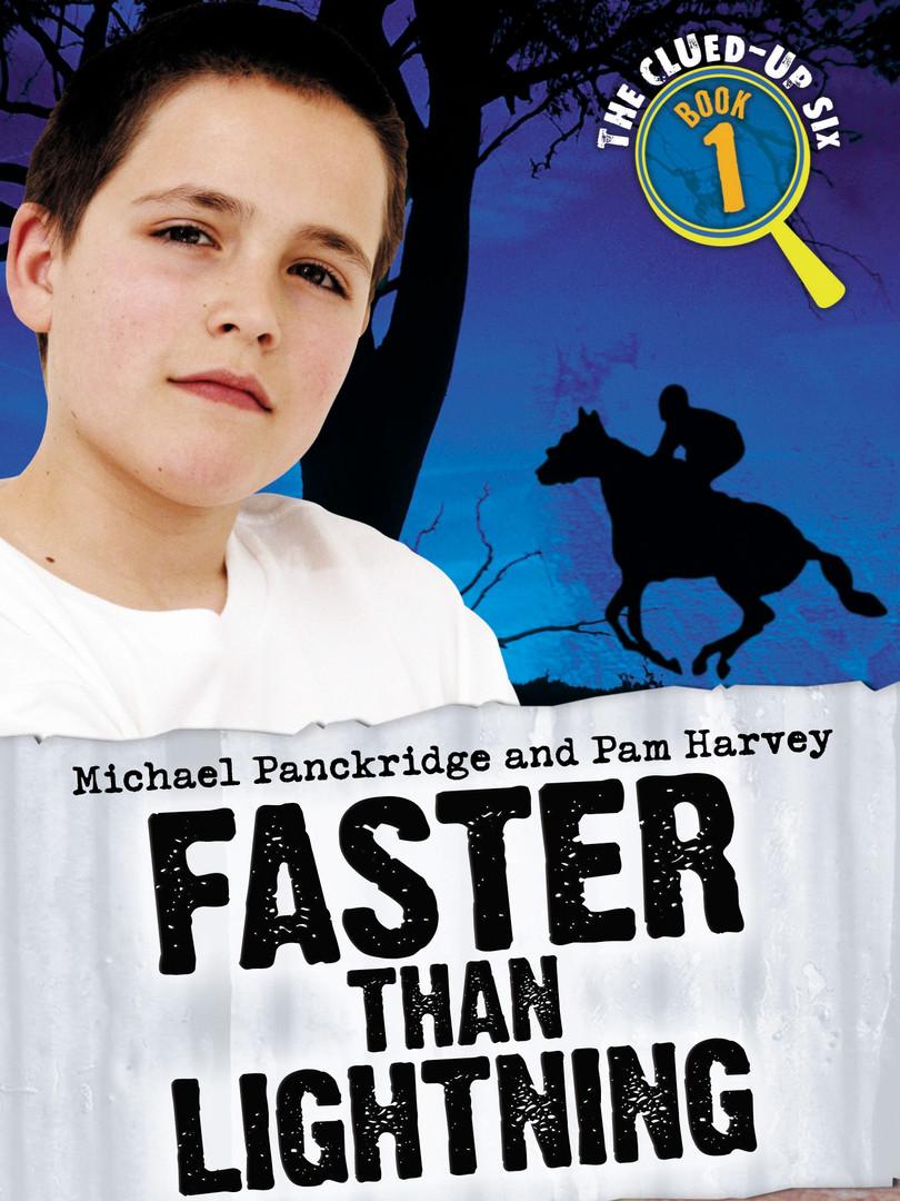 Faster than Lightning #1 Clued UpSix with Michael Panckridge