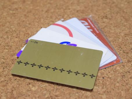 清浄度測定:電子マネー(カード)