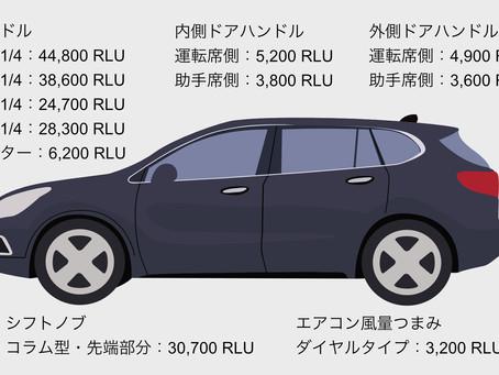 清浄度測定:車