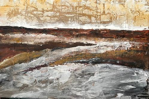 Sand Dunes - Original Painting