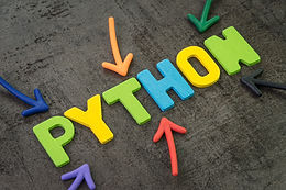 Python modern programming language for s