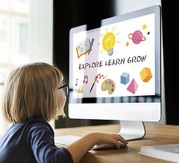 Education Knowledge Explore Learn Grow S