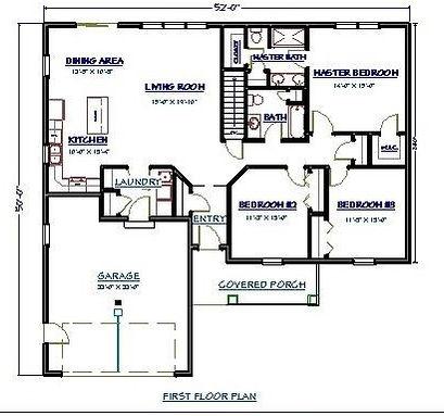 Salisbury Floor Plan
