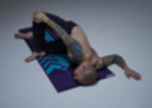 Gordon Carpenter shoulder stretch