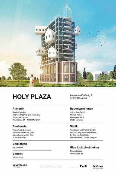 Holy Plaza