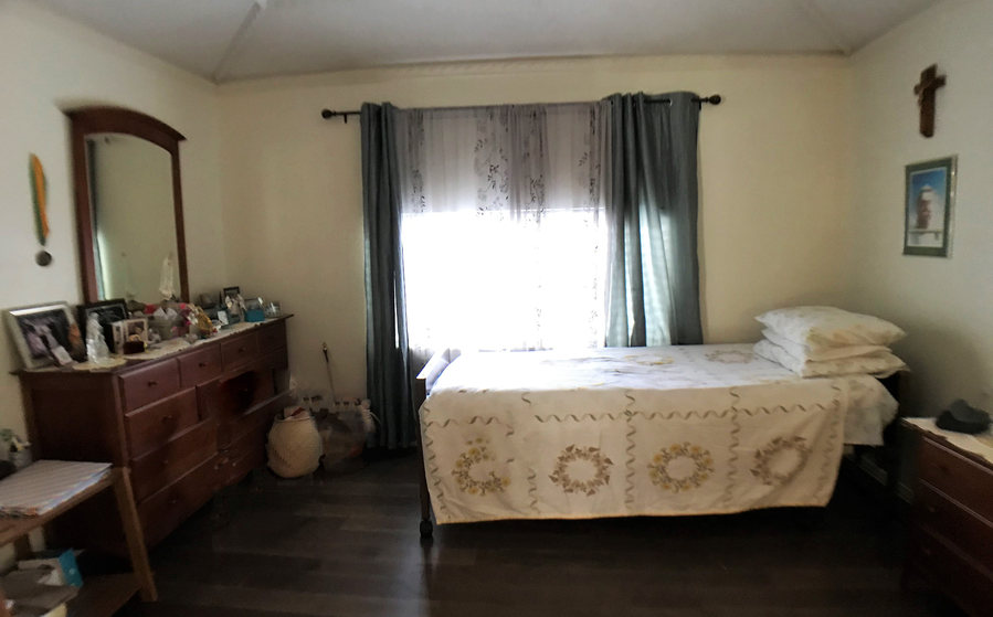 Spacious resident room