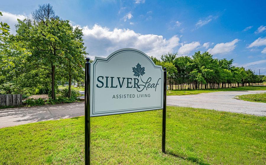 Silver Leaf Assisted Living in Denison