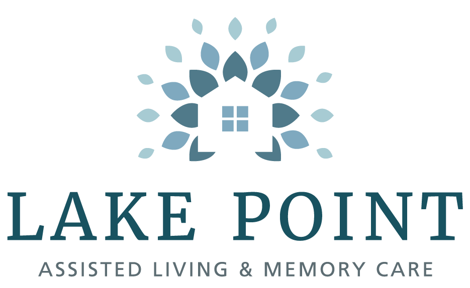 Logo for Lake Point Assisted Living