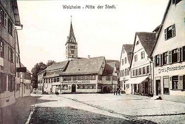 ドイツ、ヴェルツハイム