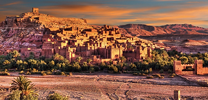 Ouarzazate map
