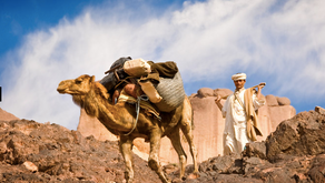 GOING OFF THE GRID IN THE ATLAS MOUNTAINS