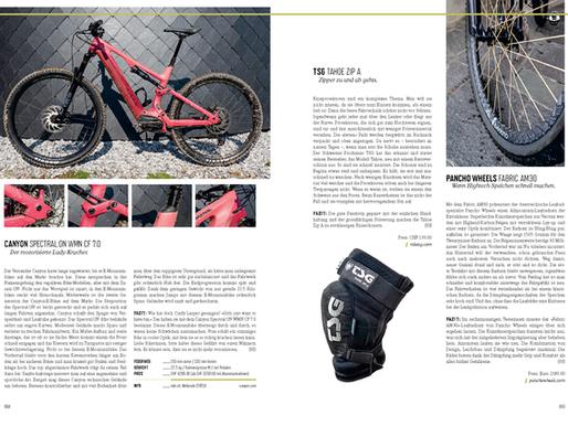 Testbericht in der neuen Ausgabe des Ride Magazins