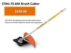 Stihl Kombi FS-KM Brushcutter For Sale   Seven Gables Power Equipment   Smithtown Suffolk County Long Island NY