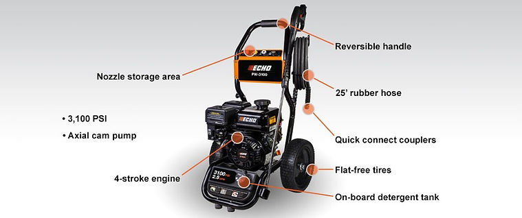 Echo Power Washer For Sale At Seven Gables Power Equipment Conveniently Located Near Me In The Smithtown, Commack, Kings Park, Northport, East Northport, Dix Hills, Huntington, Melville, Central Islip, Islip, East Islip, Bayshore, Hauppauge, Ronkonkoma, Lake Ronkonkoma, St James, Setauket, Stony Brook, Lake Grove, Centereach, Holtsville, Selden, Islandia, Centerport, Roslyn, Massapequa, Syosset, Farmingdale, Bohemia, Patchogue, Babylon, West Babylon, Suffolk County, Long Island NY Area