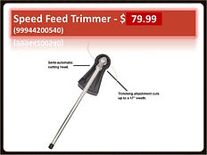 Echo 99944200540 Speed Feed Trimmer Attachment For Sale | Seven Gables Power Equipment | Smithtown, Long Island NY
