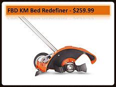 Stihl Kombi FBD-KM Bed Redefiner For Sale | Seven Gables Power Equipment | Smithtown NY