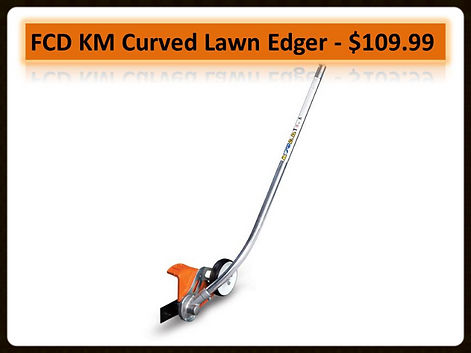 Stihl Kombi FCD-KM Curved Lawn Edger For Sale | Seven Gable Power Equipment | Smithtown Long Island NY