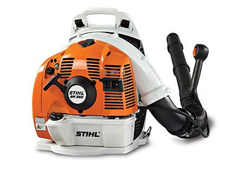 Stihl BR 350 Commercial Grade Backpack Blower At Seven Gables Power