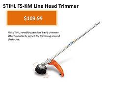 Stihl Kombi FS-KM String Trimmer For Sale   Seven Gables Power Equipment   Smithtown Long Island NY