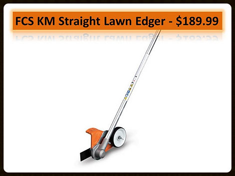 Stihl Kombi FCS-KM Straight Lawn Edger For Sale | Seven Gables Power Equipment | Smithtown Long Island NY