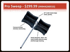 Echo Pro Sweep PAS Attachment For Sae 99944200553 | Seven Gables Power Equipment | Smithtown, Long Island NY