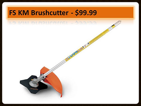 Stihl Kombi FS-KM Brushcutter For Sale | Seven Gables Power Equipment | Smithtown Suffolk County Long Island NY