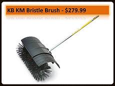 Stihl KB-KM Bristle Brush Kombi Attachment For Sale | Seven Gables Power Equipment | Smithtown Suffolk County Long Island NY