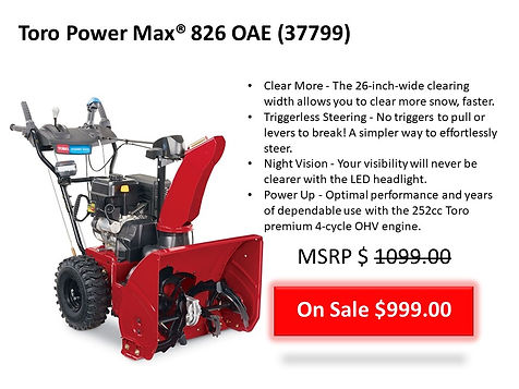 Toro PowerMax 826 OAE At Seven Gables Power Equipment Conveniently Located Near Me In The Smithtown, Commack, Kings Park, Northport, East Northport, Dix Hills, Huntington, Melville, Central Islip, Islip, East Islip, Bayshore, Hauppauge, Ronkonkoma, Lake Ronkonkoma, St James, Setauket, Stony Brook, Lake Grove, Centereach, Holtsville, Selden, Islandia, Centerport, Roslyn, Massapequa, Syosset, Farmingdale, Bohemia, Patchogue, Babylon, West Babylon, Suffolk County, Long Island NY Area