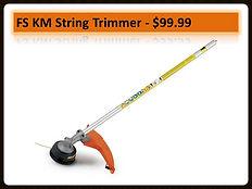 Stihl Kombi FS-KM String Trimmer For Sale | Seven Gables Power Equipment | Smithtown Long Island NY