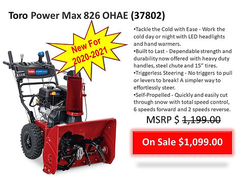 Toro PowerMax 826 OHAE At Seven Gables Power Equipment Conveniently Located Near Me In The Smithtown, Commack, Kings Park, Northport, East Northport, Dix Hills, Huntington, Melville, Central Islip, Islip, East Islip, Bayshore, Hauppauge, Ronkonkoma, Lake Ronkonkoma, St James, Setauket, Stony Brook, Lake Grove, Centereach, Holtsville, Selden, Islandia, Centerport, Roslyn, Massapequa, Syosset, Farmingdale, Bohemia, Patchogue, Babylon, West Babylon, Suffolk County, Long Island NY Area